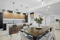 Custom New Home - Kitchen & Dining