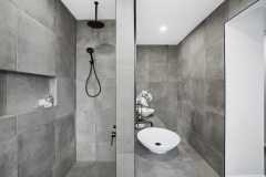 Custom New Home - Master Bathroom