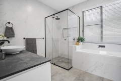 Custom New Home - Bathroom